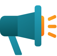 megaphone publicités
